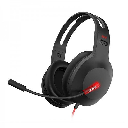Headset Gamer USB Edifier G1 Over Ear Isolamento Acústico