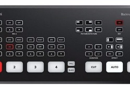 Blackmagic Atem Mini Hdmi Switcher