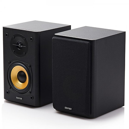 Monitor de Áudio 2.0 Edifier R1000T4 24W RMS Bivolt