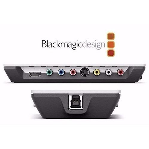 Captura de Video Blackmagic Intensity Shuttle USB 3.0
