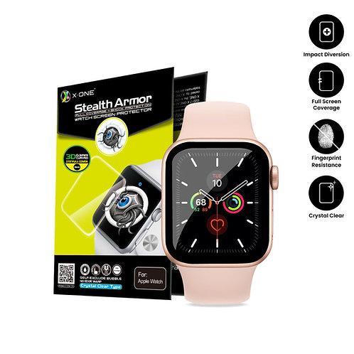 X-One Película 3D Stealth Armor Apple Watch