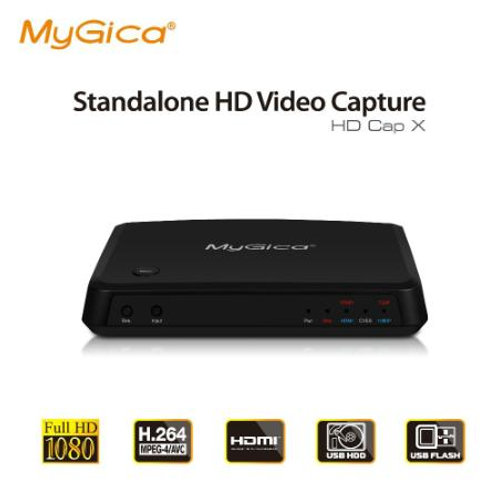 Captura de Vídeo Mygica HD Cap X - HDMI HD 1920x1080