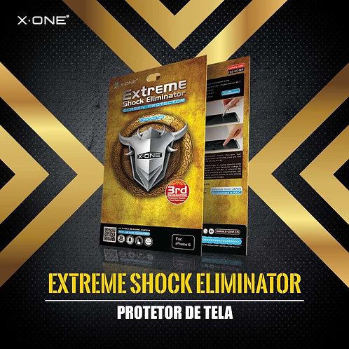 Película X-One Extreme Shock Blindada iPhone 6/6s / 7/ 8 Standard e Plus