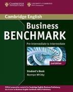 Business Benchmark Pre-intermediate to Intermediate Business Preliminary Student