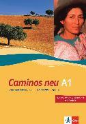 Caminos Neu A1. Lehr- und Arbeitsbuch