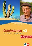Caminos Neu A2. Lehr- und Arbeitsbuch