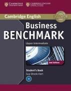 Business Benchmark Upper Intermediate Business Vantage Student's BookBusiness Be