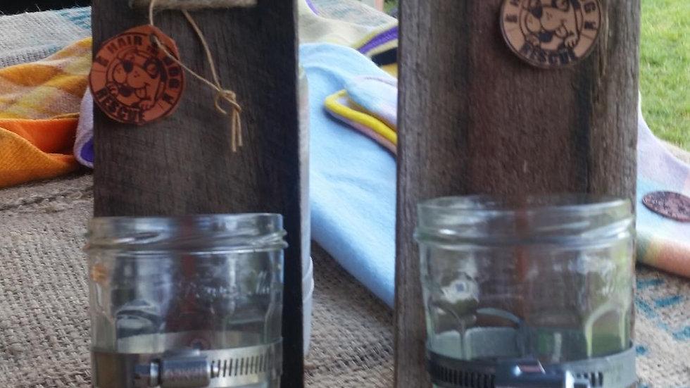 Plant/Succulent Vase/ Candle Holder