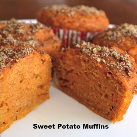 Love Sweet Potatoes? Here are 5 recipes to try