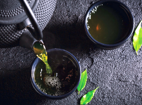 Tea Time! 5 health benefits of drinking tea