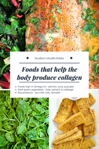 foods for collagen support