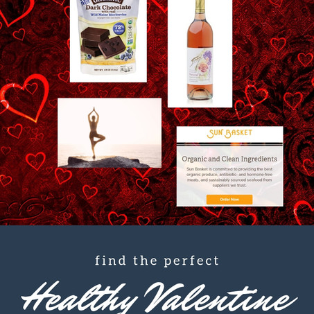 Valentine's Day Gift Guide for the Healthy One You Love