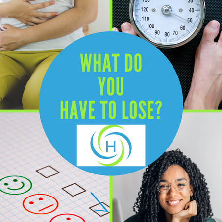 What Do You Have To Lose?