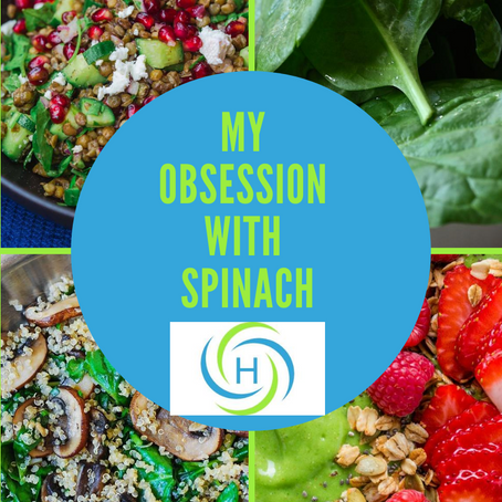The Truth About My Obsession With Spinach