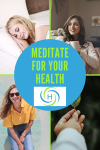 meditation for your health