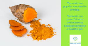 turmeric is a popular cooking root that is a powerful anti-inflammatory