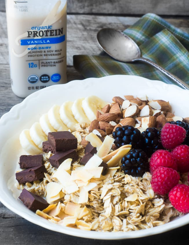 Breakfast bowl recipe