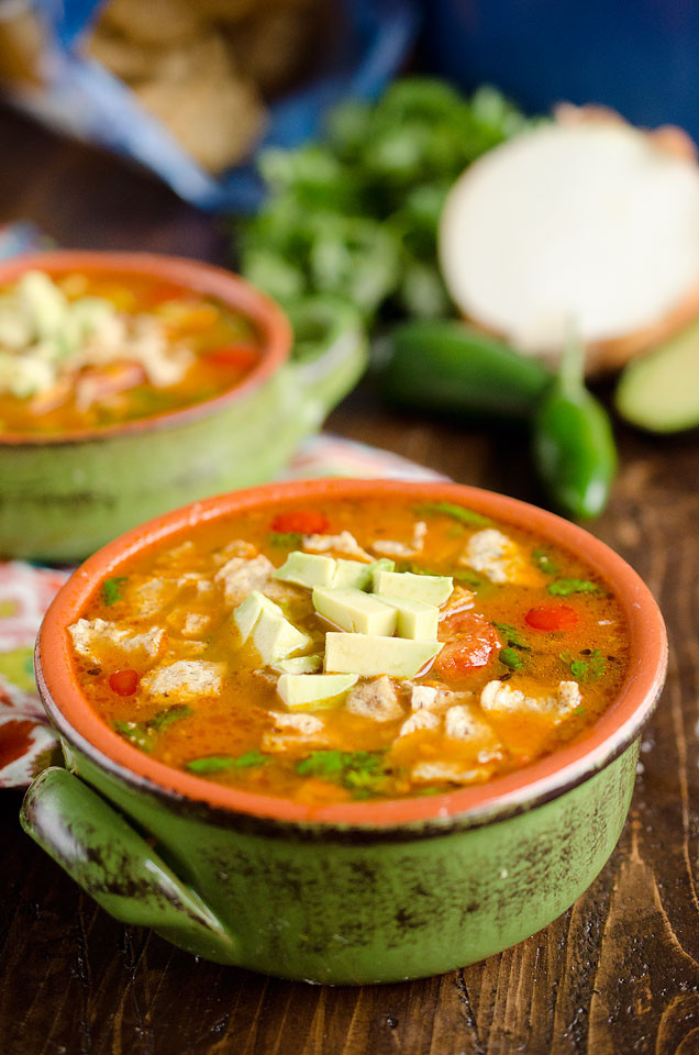 light taco soup hearty enough for lunch or dinner
