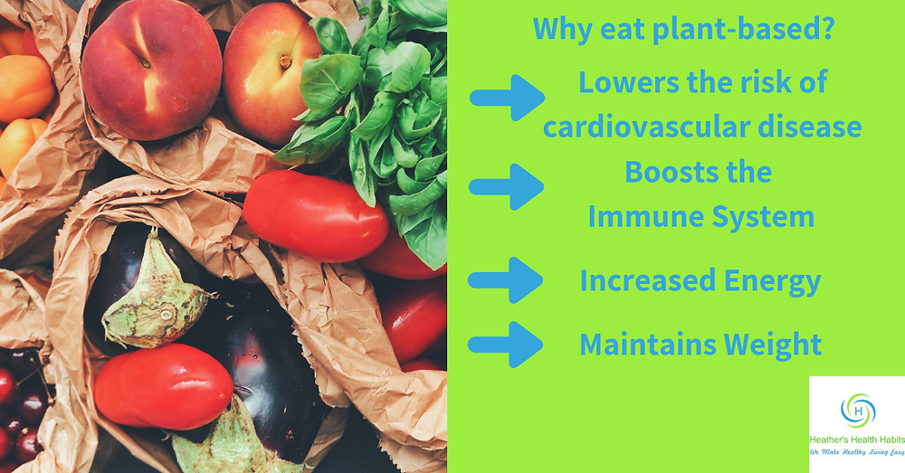 eating plant based is good for your body