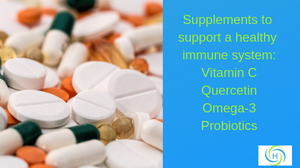 supplements to support a healthy immune system