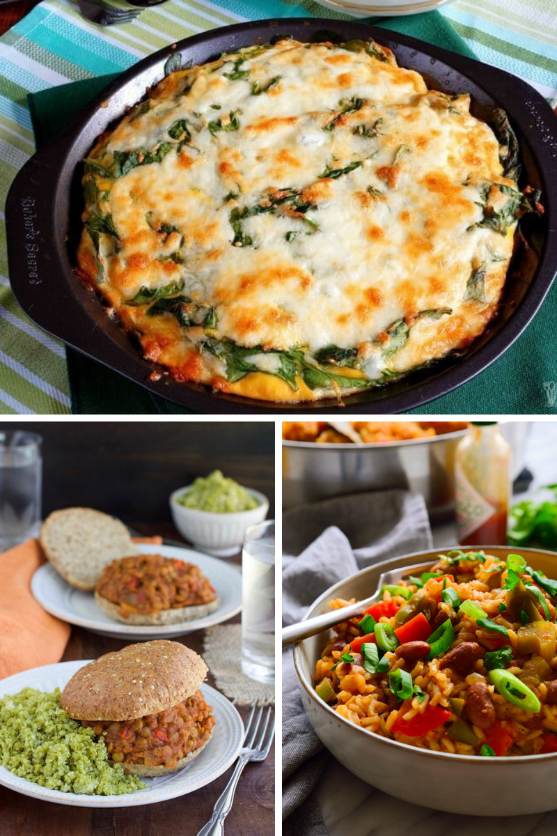 recipes to try for meatless monday