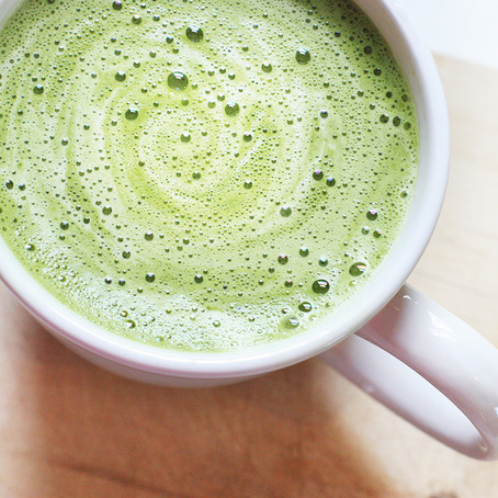 Products I love: Matcha