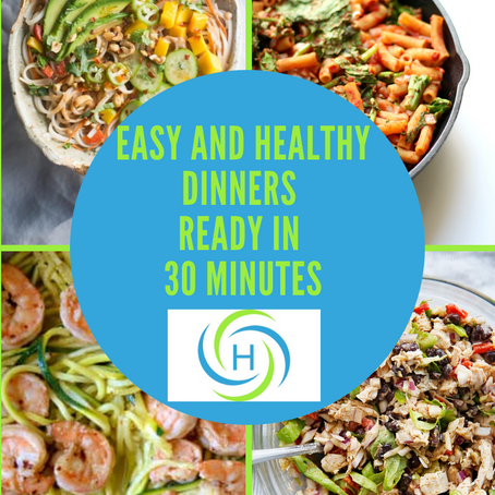 Easy Recipes For Dinner That Are Quick And Healthy