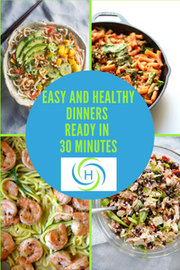 easy healthy dinners ready in 30 minutes
