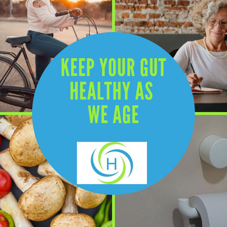 Do You Think Ageing Means Losing Your Gut Health?