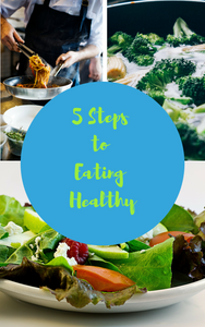 5 steps to eating healthy
