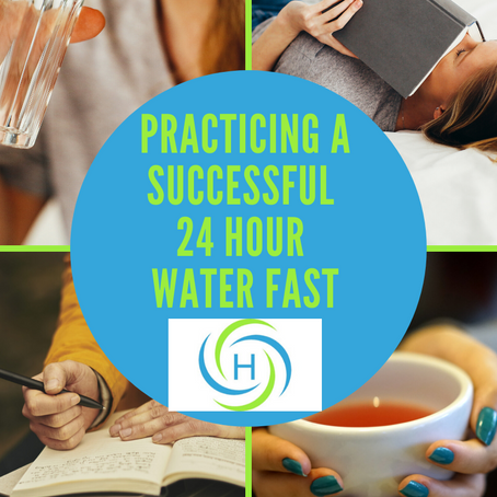 How To Practice A Successful 24 Hour Fast