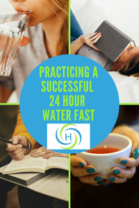 practicing a successful water fast includes doing things you love when the fast gets difficult