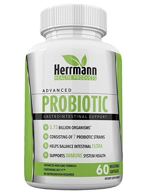 probiotic for immune system boost