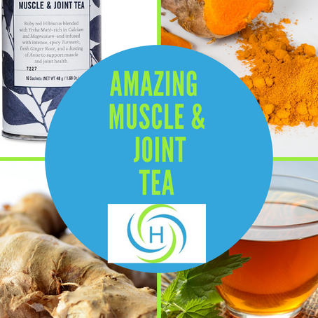 What Happens When You Drink Muscle And Joint Tea