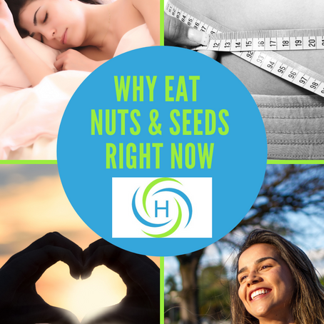 Why You Should Be Eating Nuts And Seeds Right Now