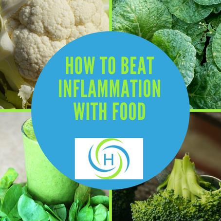 How To Beat Inflammation By Eating Outstanding Meals