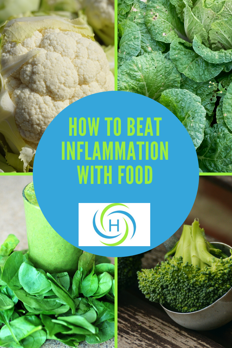 how to beat inflammation with foods rich in omega-3