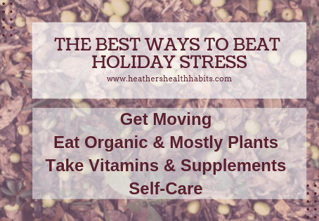 The best ways to beat holiday stress