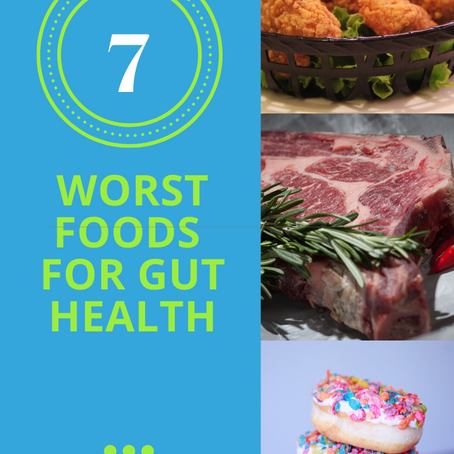 7 of the Worst Foods for Your Digestive System