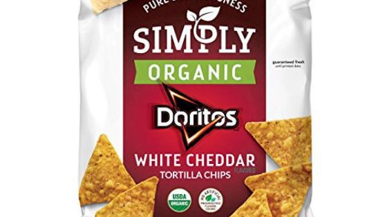 organic doritos