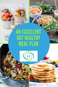 gut healthy meal plans focus on foods that provide nutrients to the gut