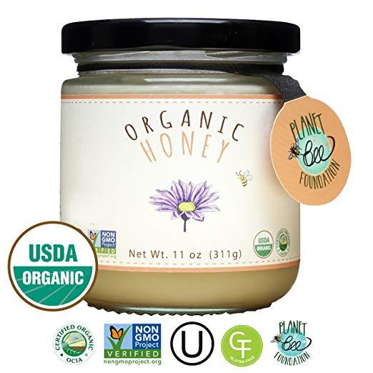 USDA organic honey