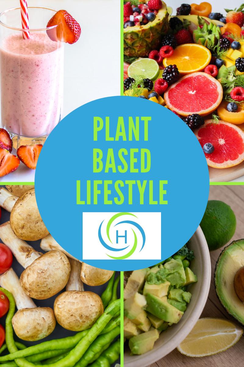 plant based lifestyle