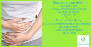 triggers for bloating