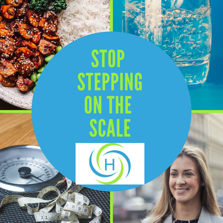 Why I Had Enough Of Stepping On A Scale