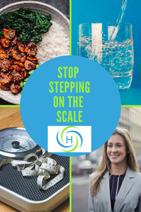 stop stepping on the scale and start focusing on all the great things you do for your health