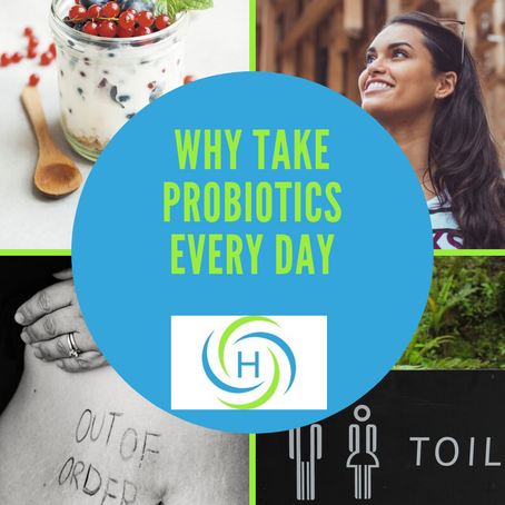 Why You Need To Take Probiotics Every Day