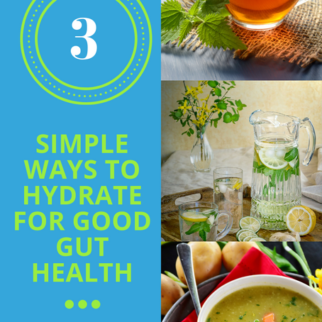 3 Simple Ways To Hydrate