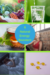 6 energy boosters organic food water tea sweating sleep and supplements