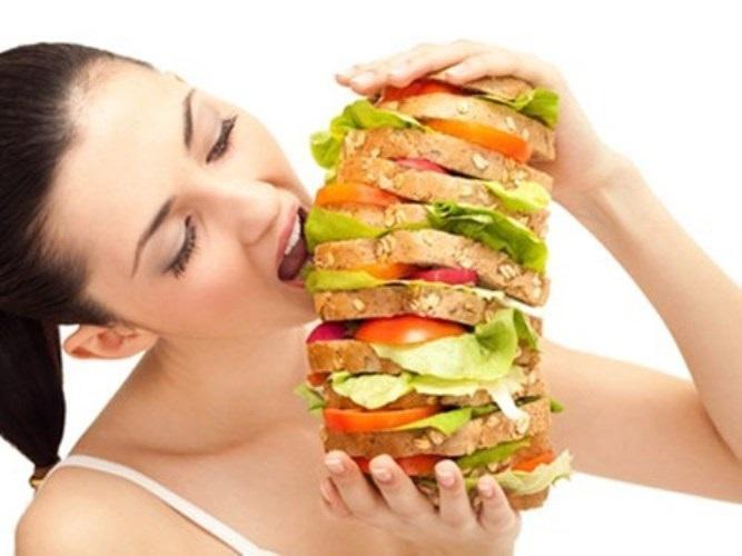 hungry sandwich